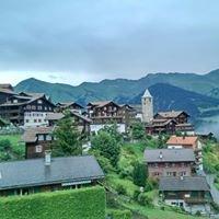 Tschiertschen Dorf