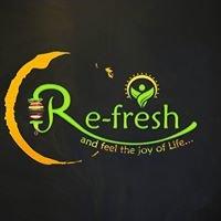 Re-Fresh Juice