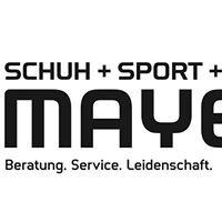 Schuh Sport Mode Mayer