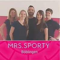 Mrs. Sporty Böblingen