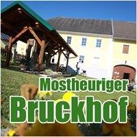 Mostheuriger Bruckhof