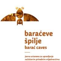 Baraćeve špilje - Barac caves