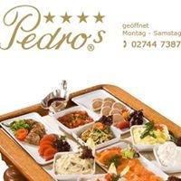 Restaurant Pedro's ****
