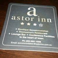 The Astor Inn Hotel Wagga Wagga