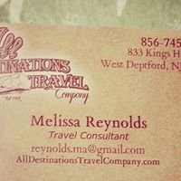 All Destinations Travel with Melissa