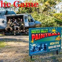 Hunter Valley Paintball
