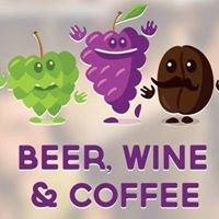 Beer, Wine & Coffee