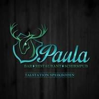 PAULA Bar Restaurant Schirmpub
