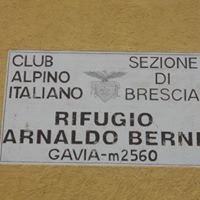Rifugio Berni  Passo Gavia m. 2560