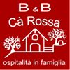Cà Rossa - Bed and Breakfast  Events