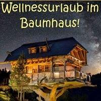 Wellnesshotel Tanne mit Baumhaussauna