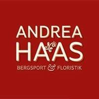Andrea Haas: Bergsport Floristik Skiverleih