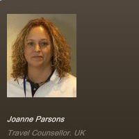 Joanne Parsons - Travel Counsellors, Shoreham By Sea, UK