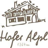 Hofer Alpl