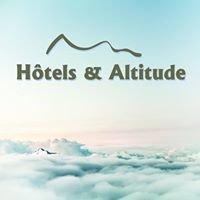 Hôtels et Altitude
