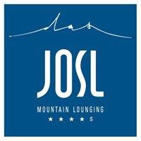 josl - mountain lounging