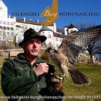 Falknerei Burg Hohenaschau