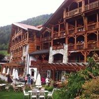 Lüsnerhof, Naturhotel in Lüsen, Südtirol.