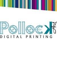 Pollock Art - digital printing