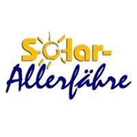 Solar-Allerfähre Otersen-Westen