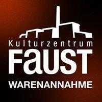Faust Warenannahme
