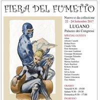 Fiera del fumetto Lugano