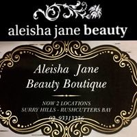 Aleisha-Jane Beauty
