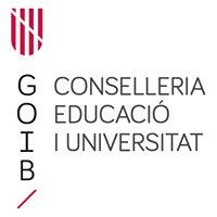 Conselleria Educació i Universitat Illes Balears