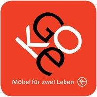 GeKo!-Möbel für zwei Leben