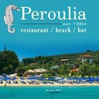 Peroulia Restaurant since1984
