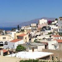 Kreta-Kamilari Berge Meer