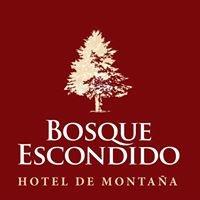 Bosque Escondido Hotel de Montaña
