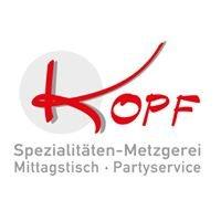 Metzgerei - Partyservice Kopf Lauffen