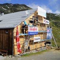 Aus alt macht neu - Sanierung Heilbronner Hütte