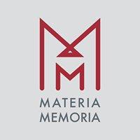 Materia Memoria