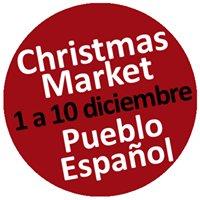 Mercado de Navidad Nuevo Pueblo Español