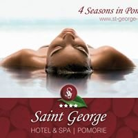 Spa hotel Saint George,Pomorie,Bulgaria