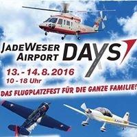 Jade Weser Airport Days