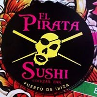 El Pirata sushi Cocktail Bar IBIZA
