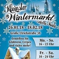 Weihnachtsmarkt Halle (Saale)