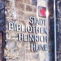 """Stadtbibliothek """"Heinrich Heine"""" Halberstadt"""