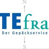 TEfra - Der Gepäckservice -