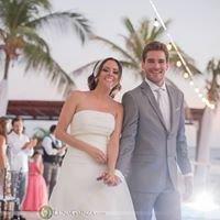 Destination Wedding Mexico by Luna Gainza
