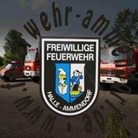 Freiwillige Feuerwehr Halle- Ammendorf