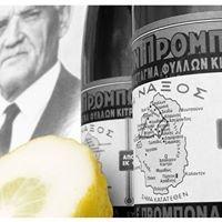 Κιτρο Ναξου Προμπονα, Kitron Naxos Promponas