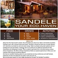 Sandele Eco-Retreat and Learning Centre