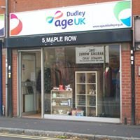 Age Uk Dudley - Stourbridge Charity Shop