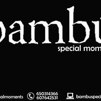 bambú special moments