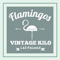 Flamingos Vintage Kilo Las Palmas