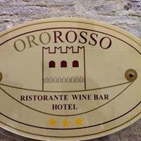 Ororosso Hotel/ristorante